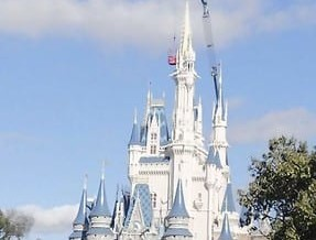 Construction reroutes daily parade in Magic Kingdom