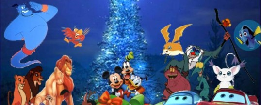 Christmas Day Walt Disney World