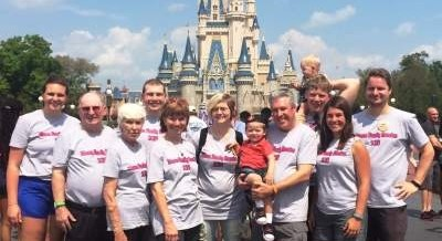 Family Reunion Walt Disney World