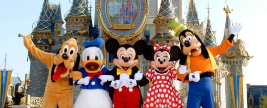 Five Tips for Your Family Vacation at Disney World